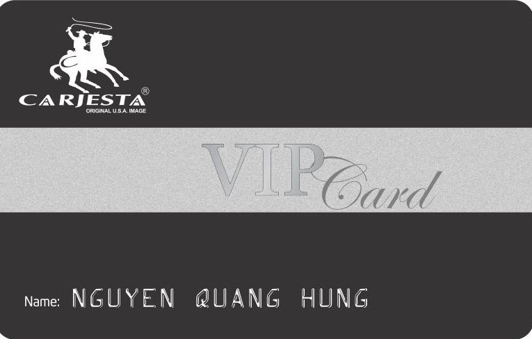 CARJESTA_VIPcard_Front_View1