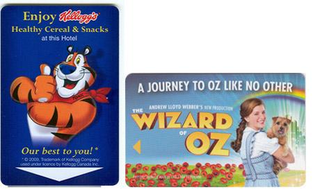 thẻ chìa khóa nhựa hội nghị