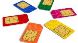 thẻ sim viễn thông