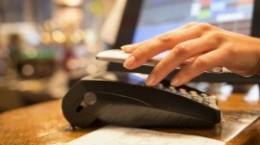 thanh toán bằng thẻ không tiếp xúc