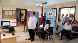 philippin khánh thành nhà máy sản xuất hộ chiếu