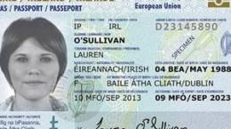 thẻ hộ chiếu