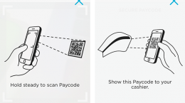 thanh toán di động bằng mã qr