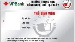 thẻ atm liên kết trường học với ngân hàng