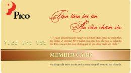 mẫu thẻ thành viên siêu thị
