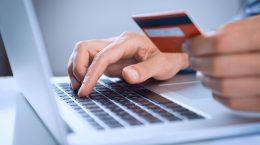 thanh toán thẻ tín dụng tăng