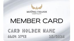 thẻ member mường thanh