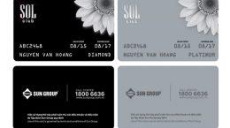 thẻ sol club sun group