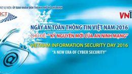 ngày an toàn thông tin quốc gia