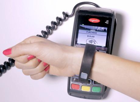 thanh toán bằng công nghệ nfc