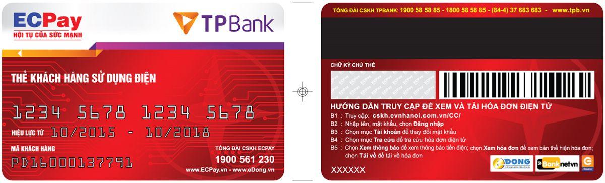 thẻ đồng thương hiệu ecpay tpbank