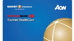 in thẻ bảo hiểm baoviet techcombank