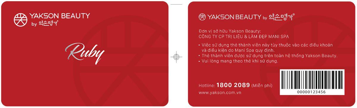 ruby yakson beauty