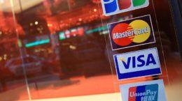 mastercard visa jcb unipay